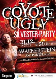 Coyote Silvester Party 2011
